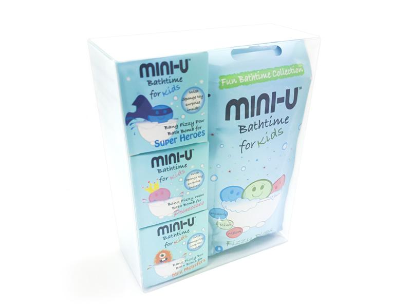 Packaging de productos para bebé