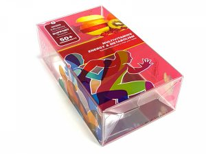 packaging para deporte