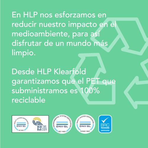 Reducir impacto medioambiental