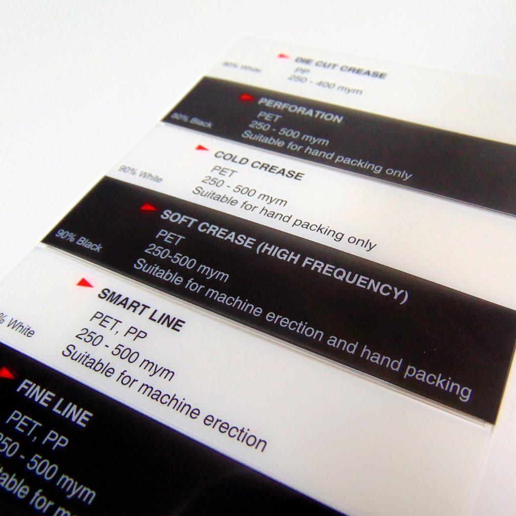 Producción de Packaging HLP