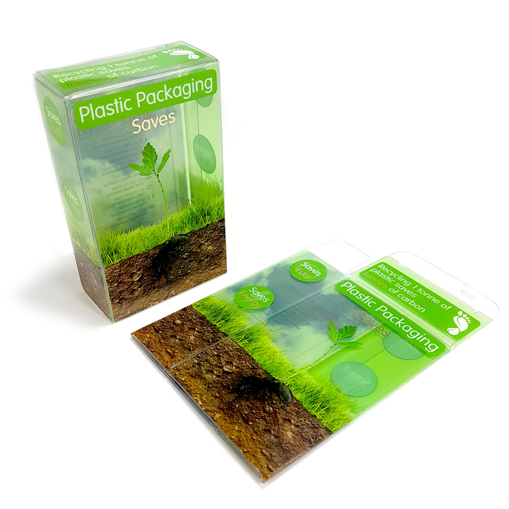 PET biodegradable
