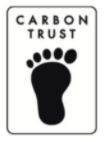 Carbon Trust plástico reciclable