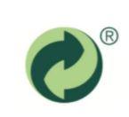 el punto verde plástico reciclable