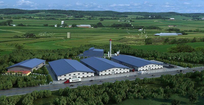 fábrica en Myanmar